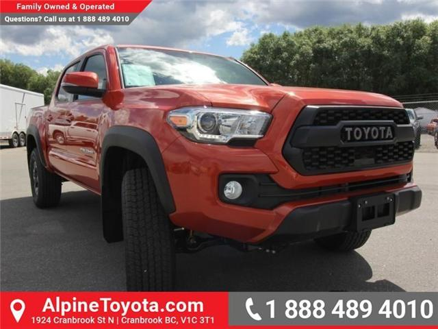 2018 Toyota Tacoma TRD Off Road (Stk: X146918) in Cranbrook - Image 7 of 18