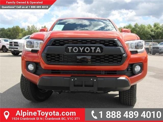 2018 Toyota Tacoma TRD Off Road (Stk: X146918) in Cranbrook - Image 8 of 18
