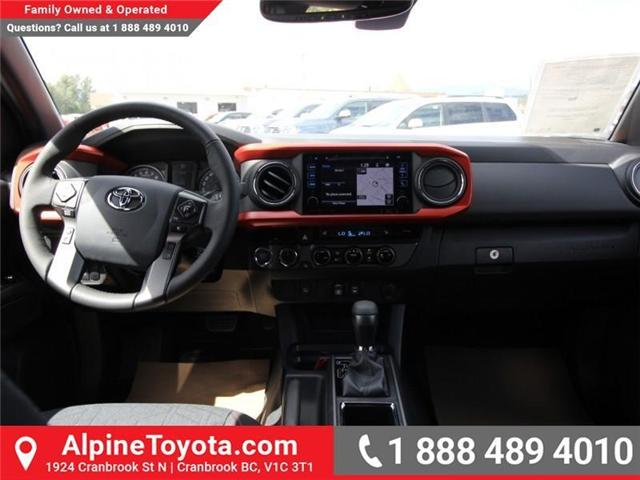 2018 Toyota Tacoma TRD Off Road (Stk: X146918) in Cranbrook - Image 10 of 18