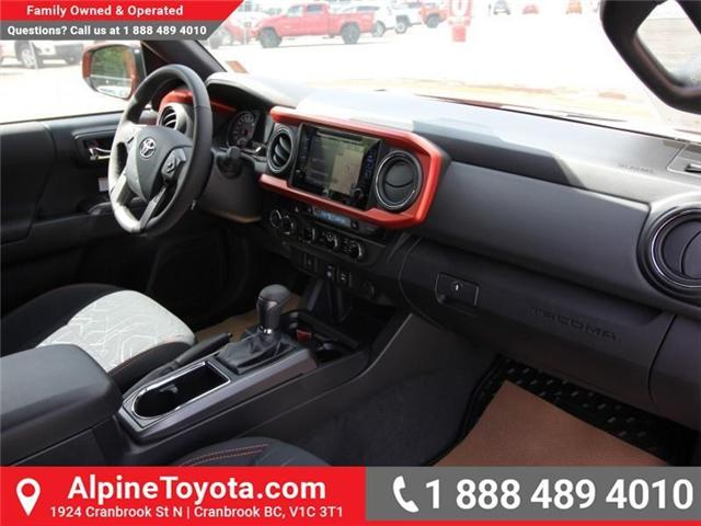 2018 Toyota Tacoma TRD Off Road (Stk: X146918) in Cranbrook - Image 11 of 18