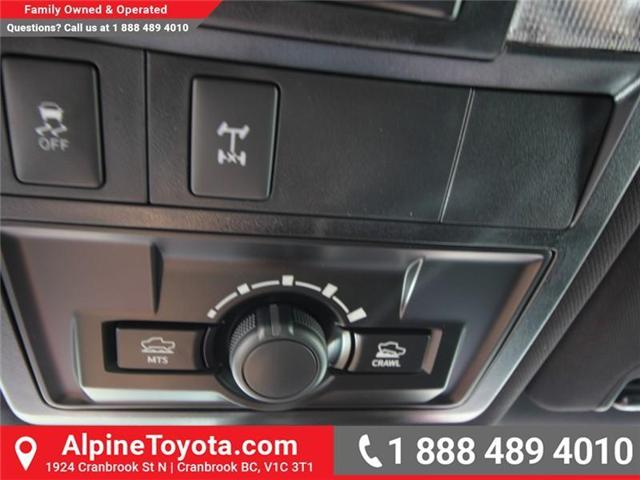 2018 Toyota Tacoma TRD Off Road (Stk: X146918) in Cranbrook - Image 16 of 18