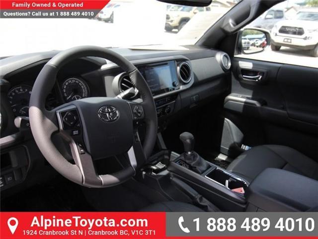 2018 Toyota Tacoma SR5 (Stk: X035825) in Cranbrook - Image 9 of 19