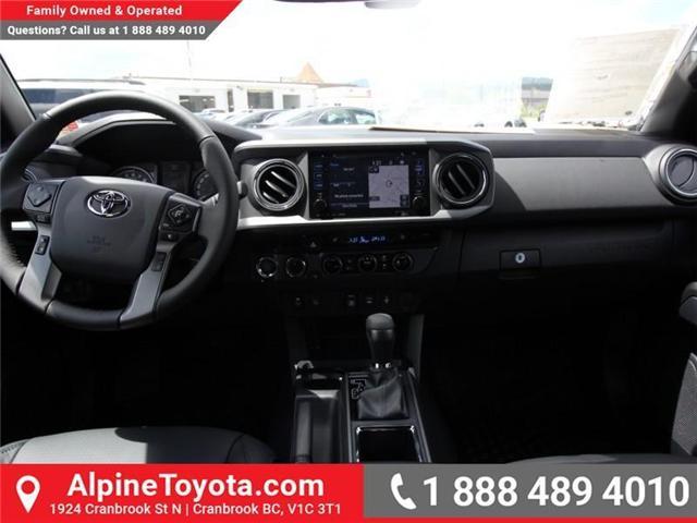 2018 Toyota Tacoma SR5 (Stk: X035825) in Cranbrook - Image 10 of 19