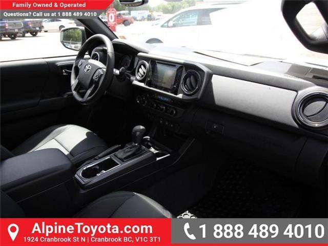 2018 Toyota Tacoma SR5 (Stk: X035825) in Cranbrook - Image 11 of 19