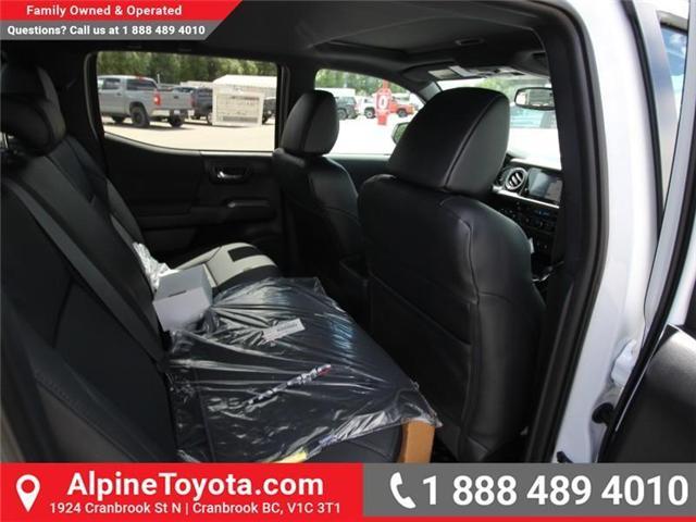 2018 Toyota Tacoma SR5 (Stk: X035825) in Cranbrook - Image 12 of 19