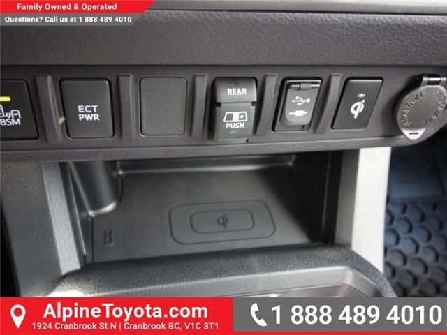 2018 Toyota Tacoma SR5 (Stk: X035825) in Cranbrook - Image 15 of 19