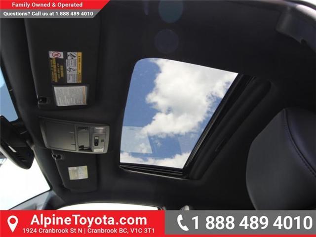 2018 Toyota Tacoma SR5 (Stk: X035825) in Cranbrook - Image 17 of 19