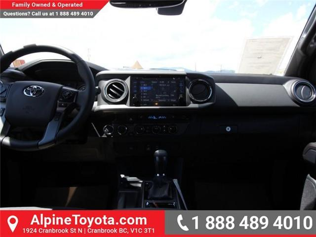 2018 Toyota Tacoma TRD Off Road (Stk: X149449) in Cranbrook - Image 8 of 16