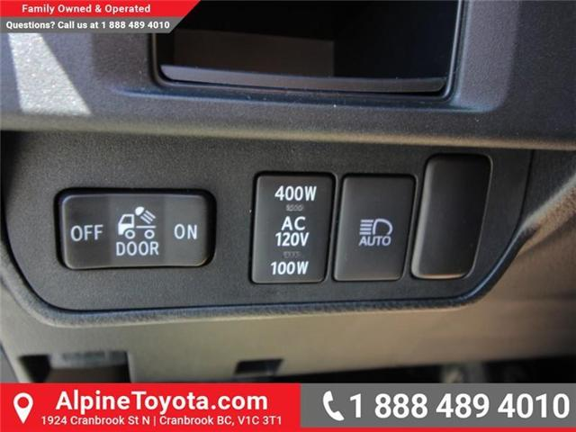 2018 Toyota Tacoma TRD Off Road (Stk: X149449) in Cranbrook - Image 14 of 16