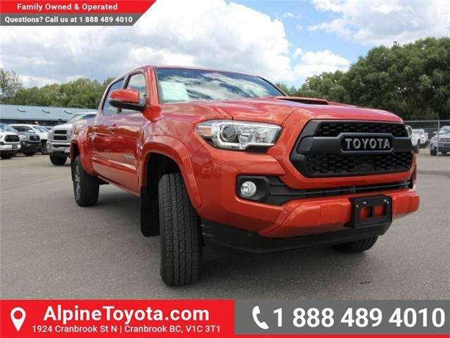 2018 Toyota Tacoma SR5 (Stk: X035977) in Cranbrook - Image 6 of 16