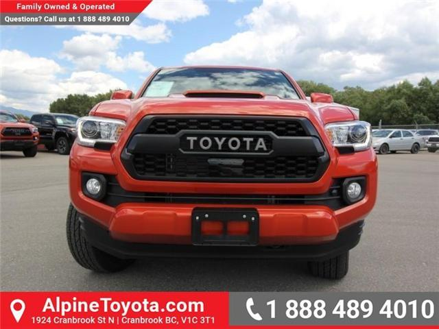 2018 Toyota Tacoma SR5 (Stk: X035977) in Cranbrook - Image 7 of 16