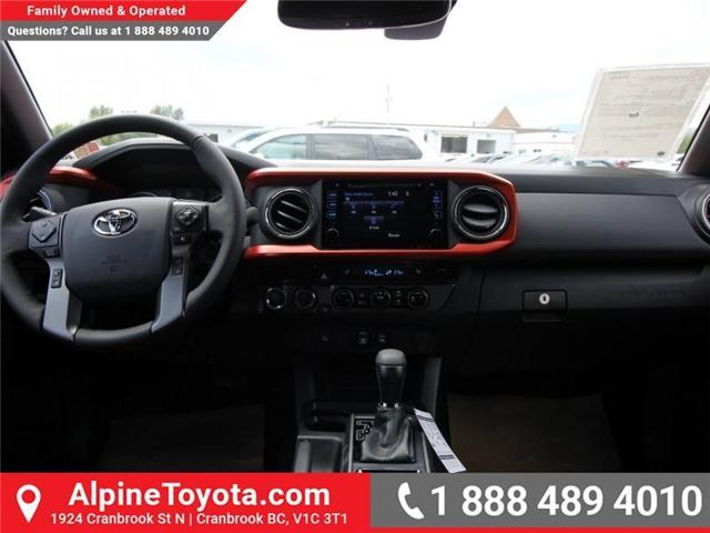2018 Toyota Tacoma SR5 (Stk: X035977) in Cranbrook - Image 9 of 16