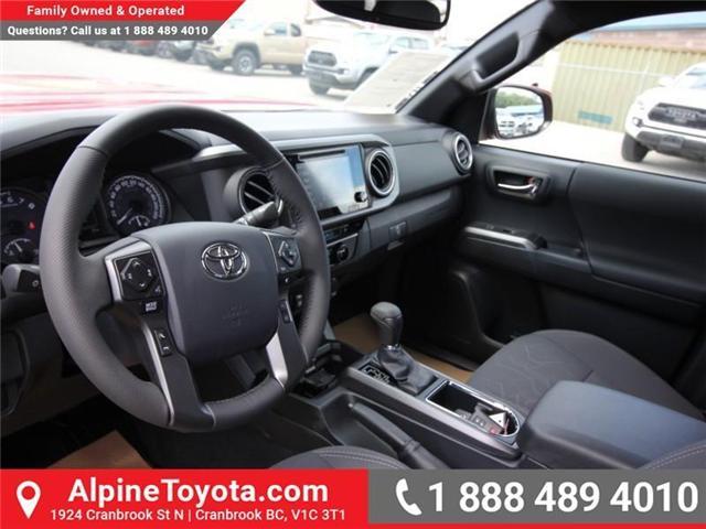 2018 Toyota Tacoma SR5 (Stk: X035981) in Cranbrook - Image 9 of 17