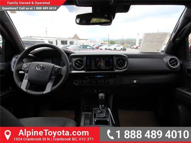 2018 Toyota Tacoma SR5 (Stk: X035981) in Cranbrook - Image 10 of 17