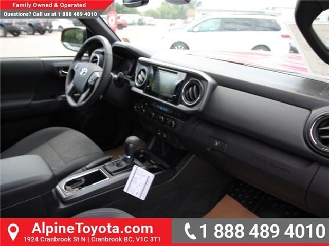 2018 Toyota Tacoma SR5 (Stk: X035981) in Cranbrook - Image 11 of 17