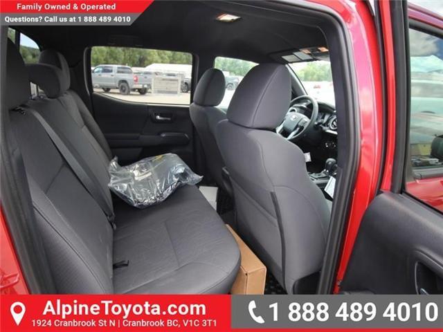 2018 Toyota Tacoma SR5 (Stk: X035981) in Cranbrook - Image 12 of 17