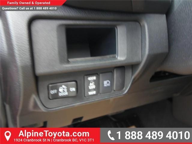 2018 Toyota Tacoma SR5 (Stk: X035981) in Cranbrook - Image 15 of 17