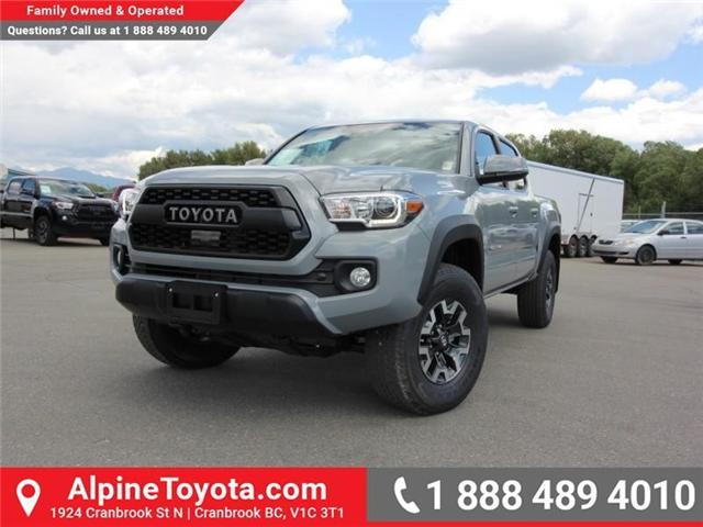 2018 Toyota Tacoma TRD Off Road (Stk: X149441) in Cranbrook - Image 1 of 17