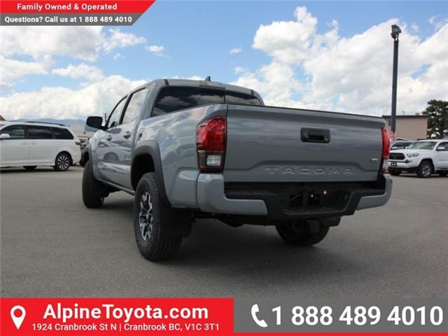 2018 Toyota Tacoma TRD Off Road (Stk: X149441) in Cranbrook - Image 3 of 17