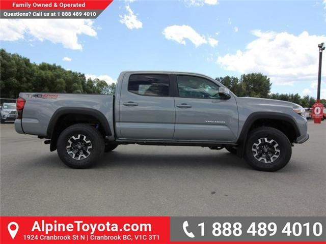 2018 Toyota Tacoma TRD Off Road (Stk: X149441) in Cranbrook - Image 5 of 17