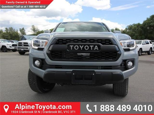 2018 Toyota Tacoma TRD Off Road (Stk: X149441) in Cranbrook - Image 7 of 17