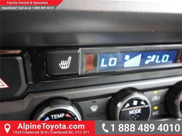 2018 Toyota Tacoma TRD Off Road (Stk: X149441) in Cranbrook - Image 13 of 17