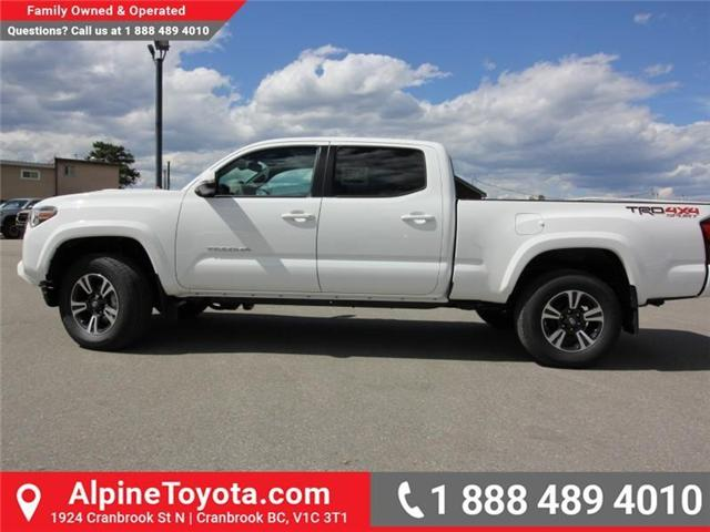 2018 Toyota Tacoma SR5 (Stk: X036462) in Cranbrook - Image 2 of 18