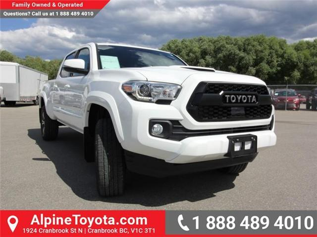 2018 Toyota Tacoma SR5 (Stk: X036462) in Cranbrook - Image 6 of 18