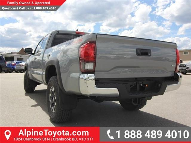 2018 Toyota Tacoma TRD Off Road (Stk: X150406) in Cranbrook - Image 3 of 19