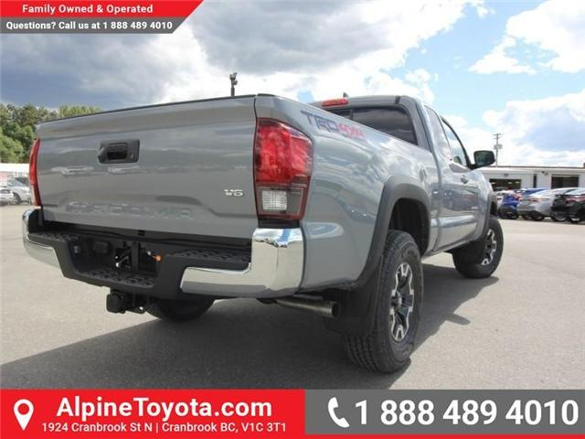 2018 Toyota Tacoma TRD Off Road (Stk: X150406) in Cranbrook - Image 5 of 19