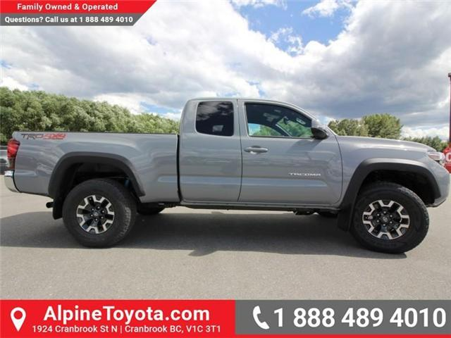2018 Toyota Tacoma TRD Off Road (Stk: X150406) in Cranbrook - Image 6 of 19