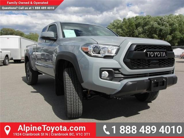 2018 Toyota Tacoma TRD Off Road (Stk: X150406) in Cranbrook - Image 7 of 19