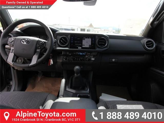 2018 Toyota Tacoma TRD Off Road (Stk: X150406) in Cranbrook - Image 10 of 19