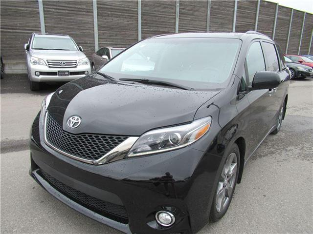 2017 Toyota Sienna LE 8 Passenger (Stk: 15394A) in Toronto - Image 2 of 24
