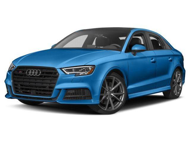 2018 Audi S3 2.0T Technik (Stk: AURS8759) in Richmond - Image 1 of 9