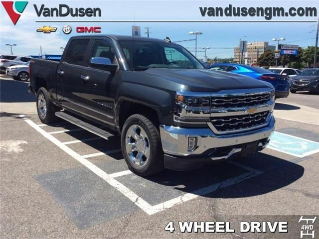2018 Chevrolet Silverado 1500 LTZ (Stk: 183766) in Ajax - Image 1 of 23