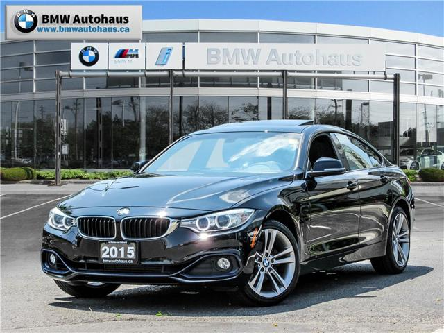 2015 BMW 428i xDrive Gran Coupe (Stk: P8364) in Thornhill - Image 1 of 28