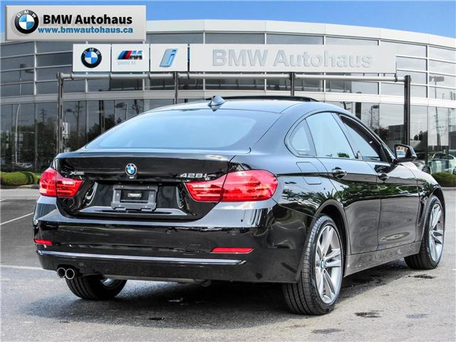 2015 BMW 428i xDrive Gran Coupe (Stk: P8364) in Thornhill - Image 5 of 28