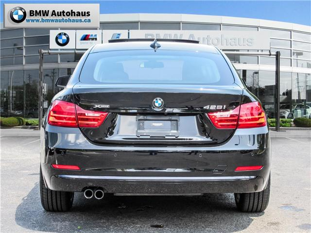 2015 BMW 428i xDrive Gran Coupe (Stk: P8364) in Thornhill - Image 6 of 28