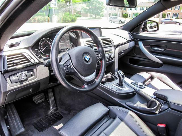 2015 BMW 428i xDrive Gran Coupe (Stk: P8364) in Thornhill - Image 9 of 28