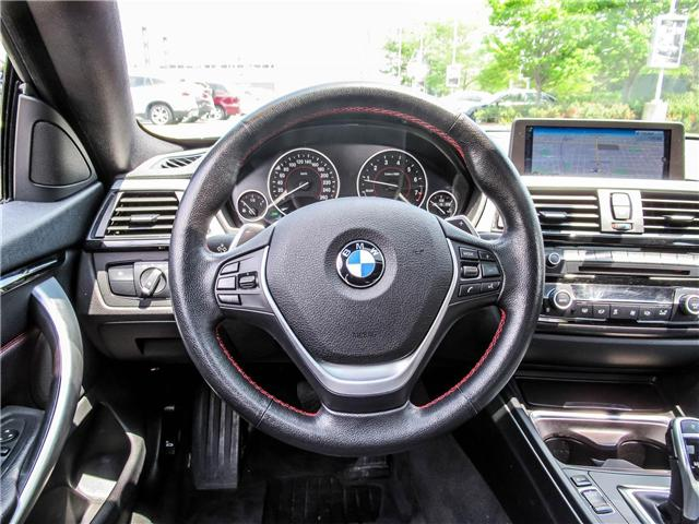 2015 BMW 428i xDrive Gran Coupe (Stk: P8364) in Thornhill - Image 12 of 28
