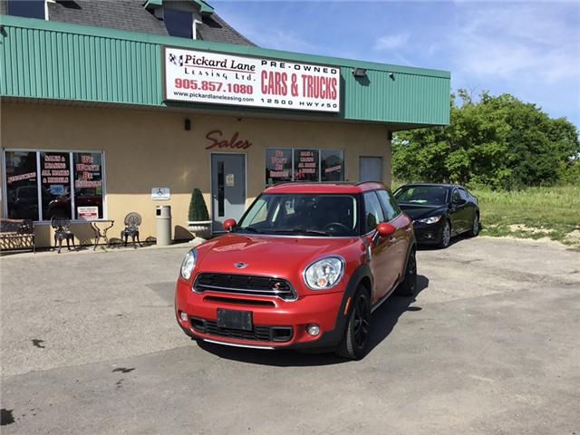 2015 MINI Countryman Cooper S (Stk: -) in Bolton - Image 1 of 19