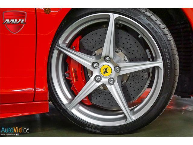 2013 Ferrari 458 SPIDER  (Stk: ) in Oakville - Image 27 of 49