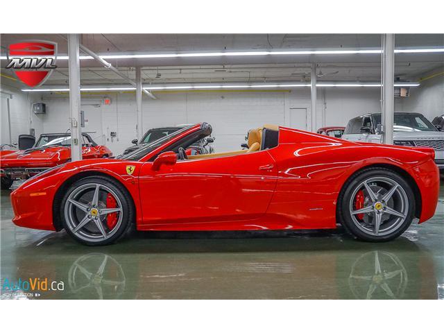 2013 Ferrari 458 SPIDER  (Stk: ) in Oakville - Image 4 of 49