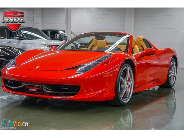 2013 Ferrari 458 SPIDER  (Stk: ) in Oakville - Image 12 of 49
