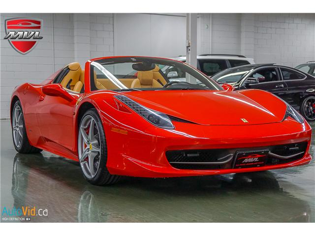 2013 Ferrari 458 SPIDER  (Stk: ) in Oakville - Image 11 of 49