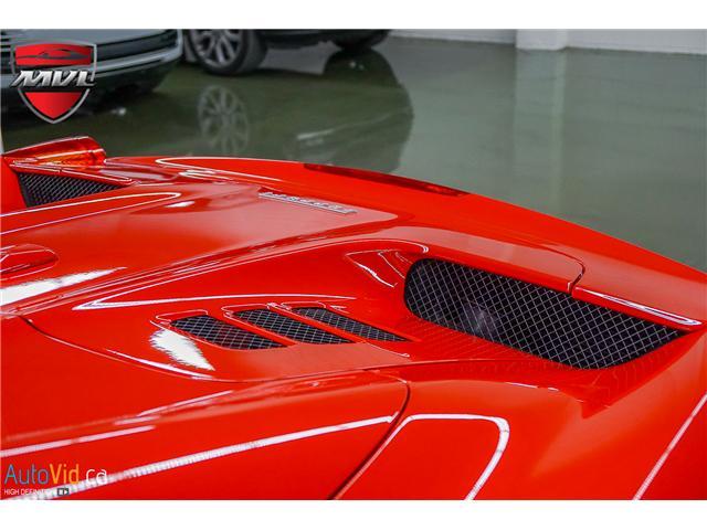 2013 Ferrari 458 SPIDER  (Stk: ) in Oakville - Image 19 of 49
