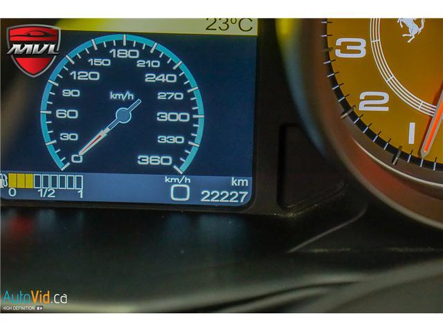 2013 Ferrari 458 SPIDER  (Stk: ) in Oakville - Image 46 of 49