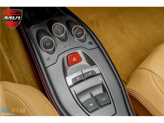 2013 Ferrari 458 SPIDER  (Stk: ) in Oakville - Image 47 of 49