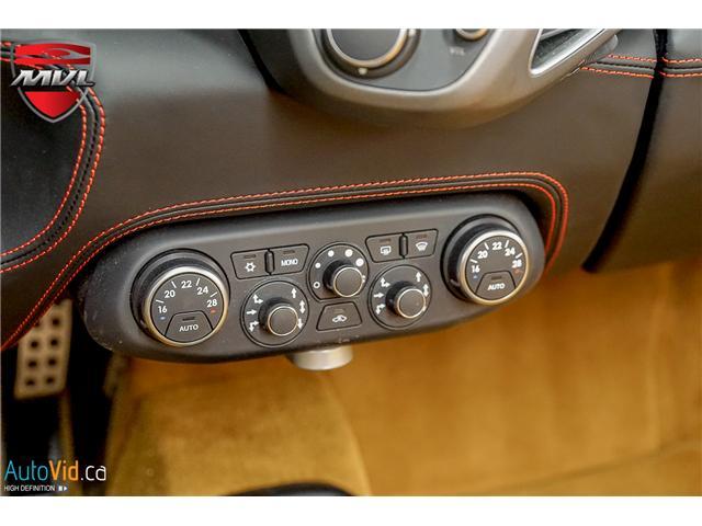 2013 Ferrari 458 SPIDER  (Stk: ) in Oakville - Image 48 of 49